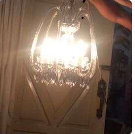 Lampu cristal