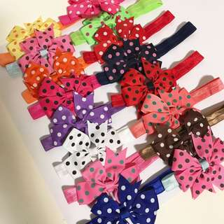 (Free Postage) Baby Headband Hairband