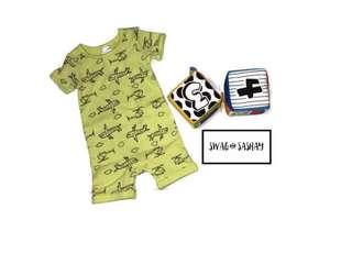 #swagandsashay #babyclothes #babywear #babyapparel #babyromper #brandnew