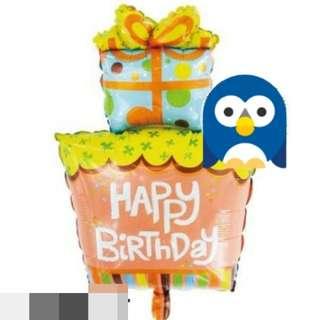 Happy birthday Balloon 100cm