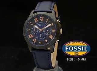Jam tangan pria fossil kw super premium