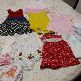 Baby Girl Clothes bundle sales