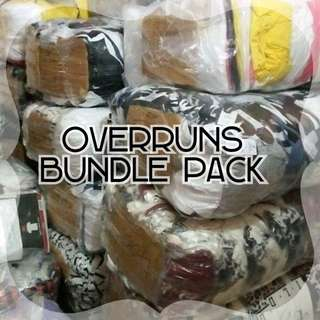 OVERRUNS BUSINESS PACKAGE