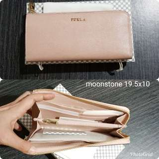 Authentic FURLA Moonstone Wallet