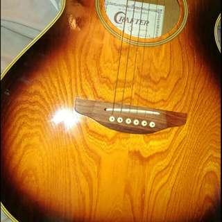 韓國 Crafter電木吉他(可留價)