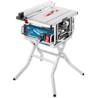 Bosch GTS 10J Table saw with stand