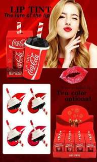 COKE LIPTINT