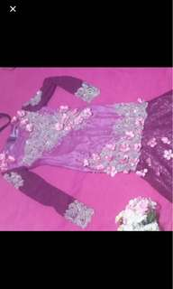 Baju sanding/nikah for sale or rent
