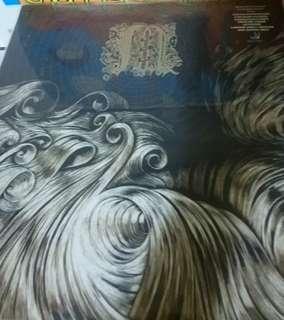 NM miasma and the carousel of headless horses perils Ltd 666 record vinyl cathedral