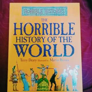 Horrible Histories: The Horrible History Of The World