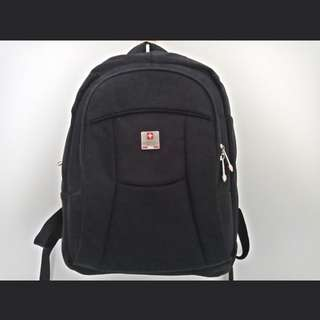 REPRICE!  Backpack Polo Hitam