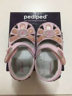 Pediped Girl Shoes 18-24mths