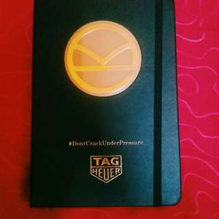 Tag Heuer Kingsman notebook