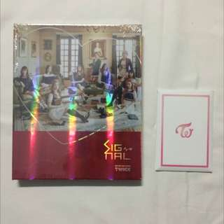 Twice Signal Red Ver
