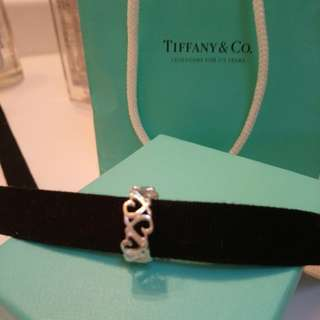 Tiffany & Co Ring size 6