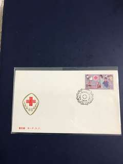 China stamp 1984 J102 B-FDC