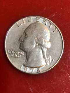 US Coin - 1978 P Washington Quarter