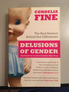 Delusions Of Gender By Cordelia Fine