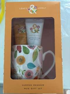 Leafy & lovely Mug set