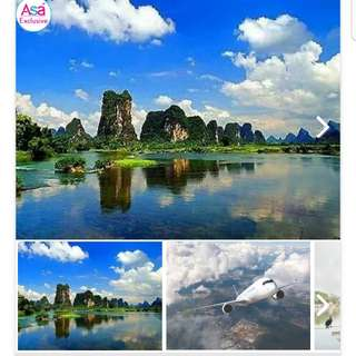 8D Guilin, Guangxi by ASA Holiday