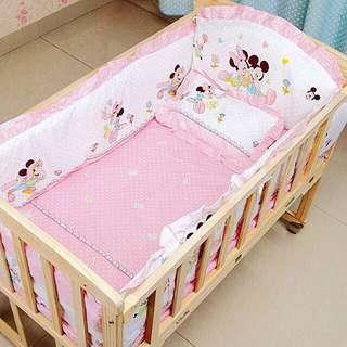 Baby girl cot 👧🏻