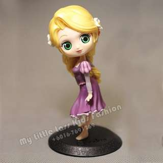 Big Repunzel The First PVC Figure Good Workmanship Premium Collection