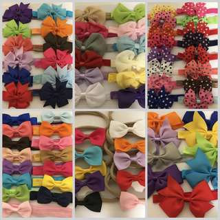 (Free Postage!) Baby Girl Headband Hairbands
