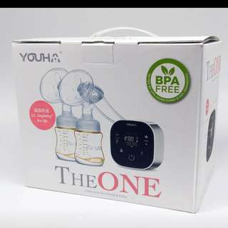 Youha優合 The one 電動泵奶機 (第2次購買專用)