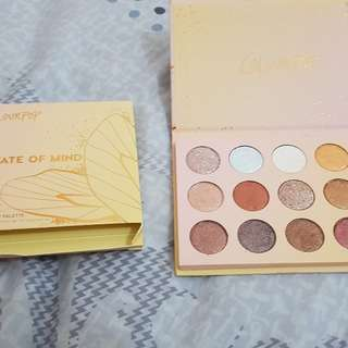 Eyeshadow colourpop