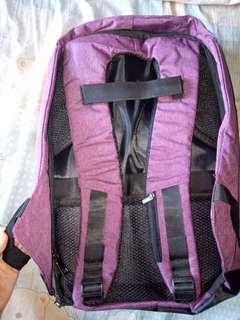 Anti theft bag onhand