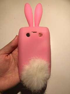 case blackberry javelin 8900: bunny