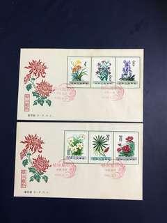 China stamp 1982 T72 B-FDC