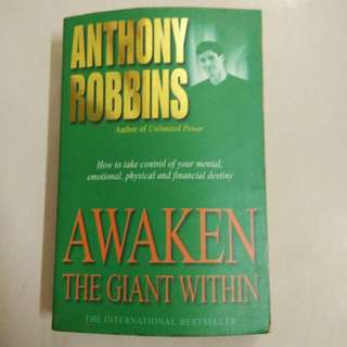 Anthony Robbins : Awaken The Giant Within