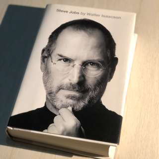 Steve Jobs by Walter Isaacson (Hardcover)