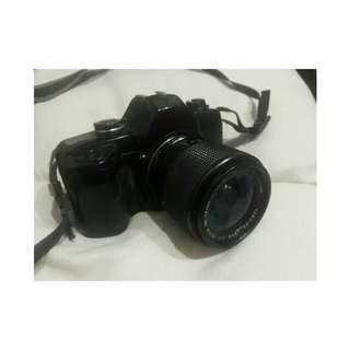 Yashica data back DA-3 Analog slr camera