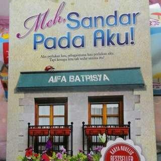Novel Melayu Meh Sandar Pada Aku