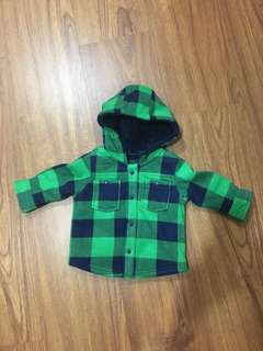 Next baby boy hoodie