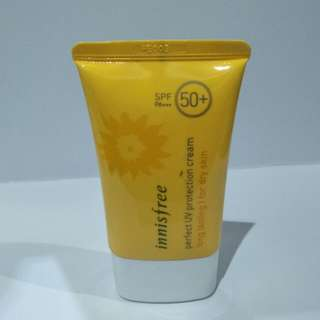 Sunblock suncare suncream innisfree