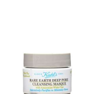 Kiehls Rare Earth Deep Pore Cleansing Masque 14ml