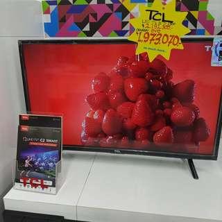 TV TCL 43 INCH BUNGA 0% Tanpa Kartu Kredit