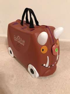 Trunki Gruffalo Ride-On Suitcase - Cabin Luggage - Special Edition!