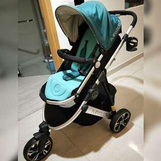 Babyruler Stroller