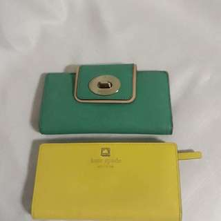 Original Kate Spade Wallet pre-owened