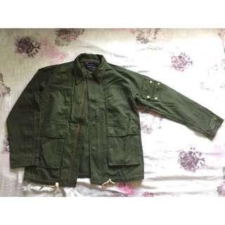 🍂 MIDWEST VINTAGE 美華士 Military Jacket 軍褸