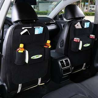 Car Back Set Organizer