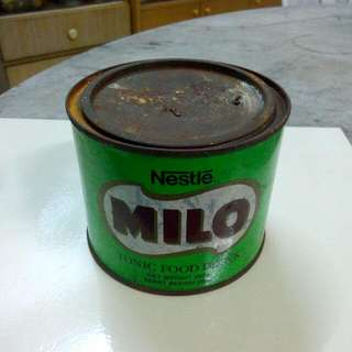 Nestle Milo Small Tin Vintage