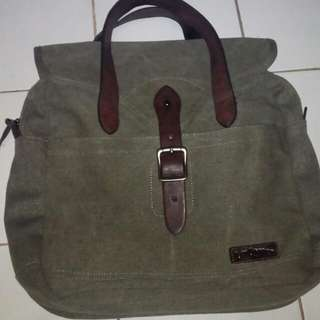 Slingbag Lee Copper Green / Tas Slempang