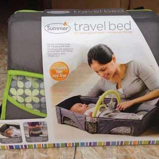 TRAVEL BABY BED