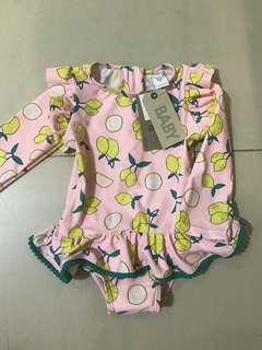 Swim suit for infant