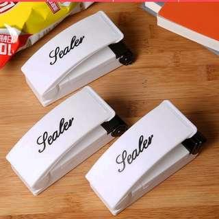 Mini Handy Sealer Sealing Machine Manual Closer for Food Storage Plastic Bags